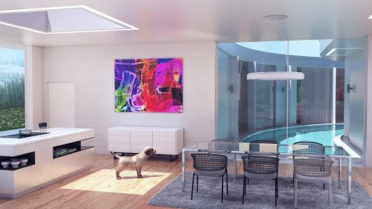 Photo  of MIAMI modern home