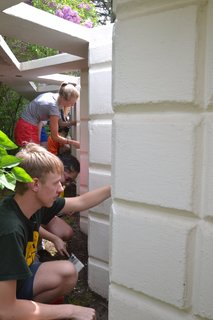 Students Invest their Time to Maintain Local Mid-Century Modern National Historic Landmark - Photo 3 of 5 -