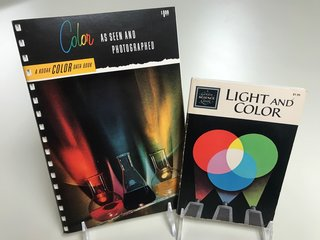 Highlights from the  Alden B. Dow Home & Studio Book Collections – Books on Color - Photo 3 of 4 -