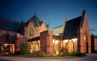 """""""The Mysticism of Religious Architecture""""   A lecture by Constantine George Pappas, AIA - Photo 6 of 6 - St. Paul Catholic Church</p><p>Grosse Pointe Farms, MI by Constantine George Pappas, AIA Architecture/Planning"""