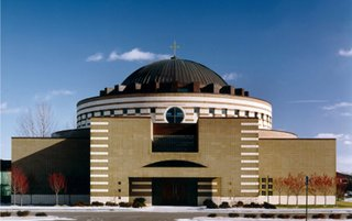 """""""The Mysticism of Religious Architecture""""   A lecture by Constantine George Pappas, AIA - Photo 4 of 6 - St. Nicholas Greek Orthodox Church</p><p>Troy, MI by Constantine George Pappas, AIA Architecture/Planning"""