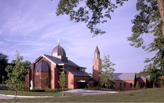 """""""The Mysticism of Religious Architecture""""   A lecture by Constantine George Pappas, AIA - Photo 2 of 6 - Sisters of Mary Mother of the Eucharist Motherhouse</p><p>Ann Arbor, MI by Constantine George Pappas, AIA Architecture/Planning"""
