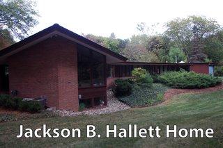 Michigan Architect, Jackson B. Hallett - Photo 2 of 3 -