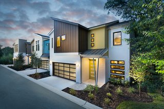Architect Ed Binkley on Contemporary Home Design  and the 'New Modern' - Photo 4 of 8 - Solavera is an infill neighborhood with unique home sites, mature trees, a nearby park and an incredible location in Austin, Texas.