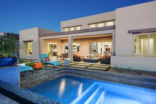 Architect Ed Binkley on Contemporary Home Design  and the 'New Modern' - Photo 6 of 8 - Blackston at Vistancia, Peoria, Arizona.