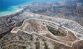 Open House In Pacifica San Juan: Last Great Coastal Property - Photo 1 of 3 - Aerial view from DMB Pacific Ventures website.