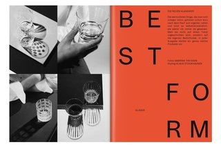 Print In The Digital Age - Photo 4 of 7 - ZEITmagazin MANN no. 01 — Design by Bureau Mirko Borsche