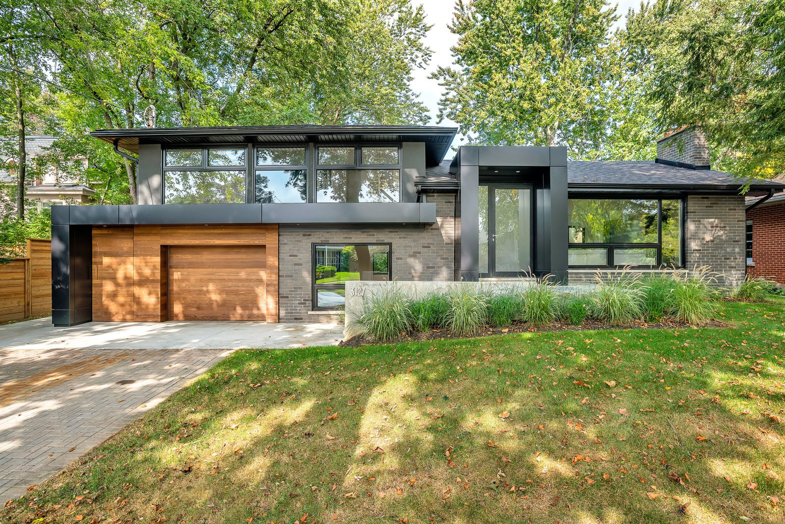 modern renovation modern home in burlington  ontario  canada on dwell