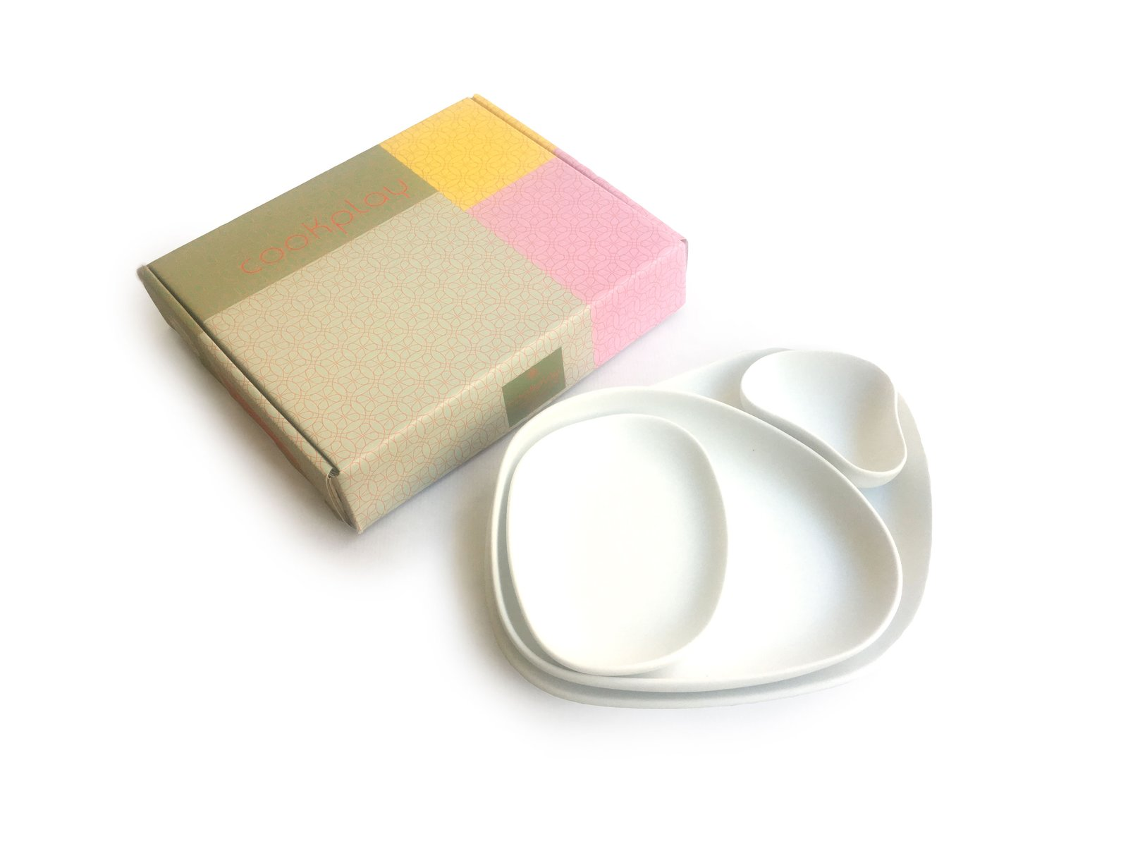 Yayoi porcelain dinnerware collection  Form(al) Dinnerware by Abode New York