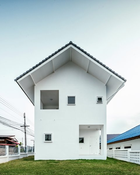 Photo 13 of CATHOLIC PRIEST HOUSE CHOM THONG modern home