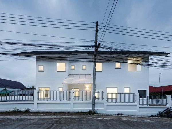 Photo 4 of CATHOLIC PRIEST HOUSE CHOM THONG modern home