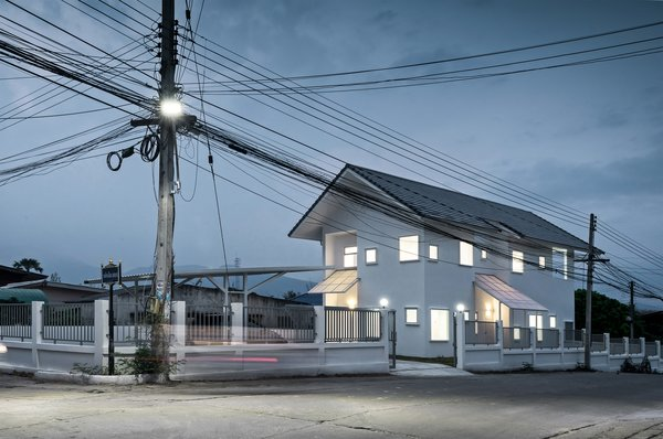 Photo 2 of CATHOLIC PRIEST HOUSE CHOM THONG modern home