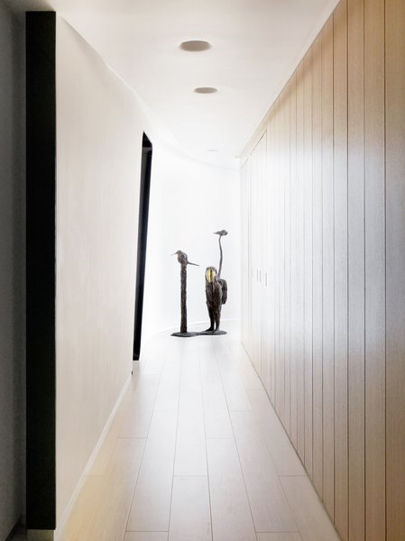 Modern home with hallway. Hallway Photo 3 of Apartment of Perfect Brightness