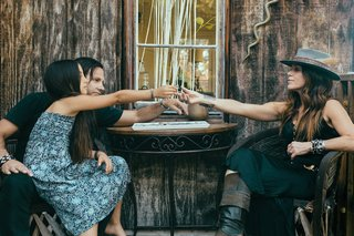 Up on the Mountain | A Topanga Visit with Alkemie Jewelry - Photo 1 of 3 -