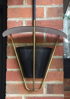 Why a good  Door is hard to find - Photo 1 of 3 - Outdoor lighting by Gerald Thurston for Lightolier