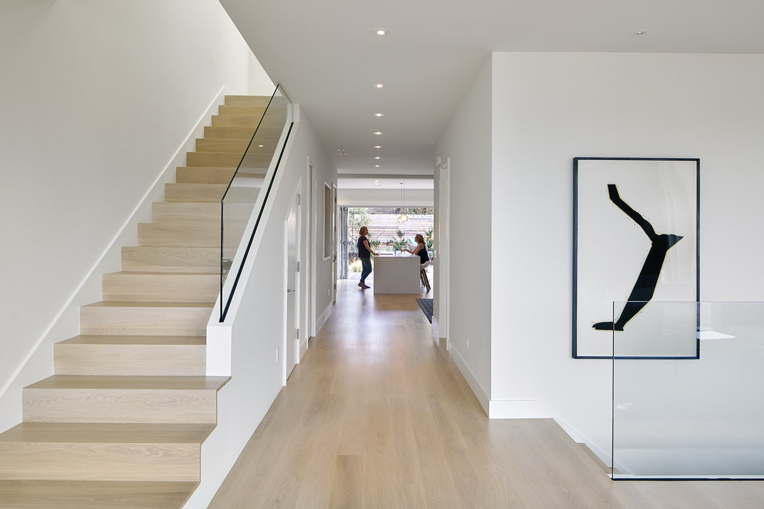 Tagged: Staircase and Wood Tread.  Randall Street by YAMAMAR Design