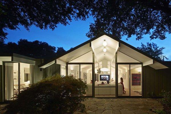 Photo 6 of Palo Alto Eichler modern home