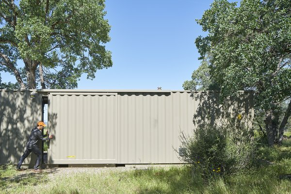 Photo 10 of Container Cabin modern home