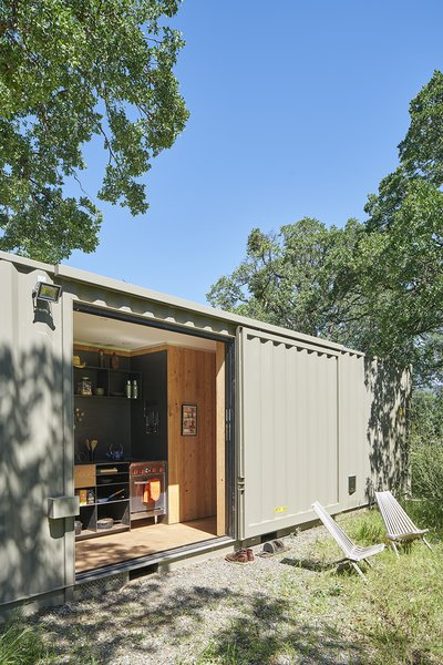 Photo 12 of Container Cabin modern home