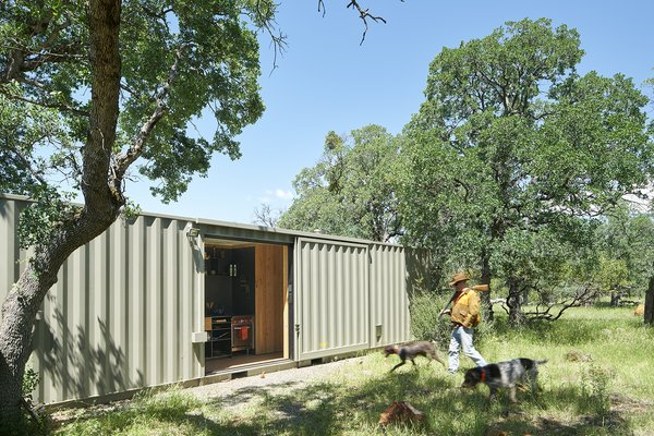 Photo  of Container Cabin modern home