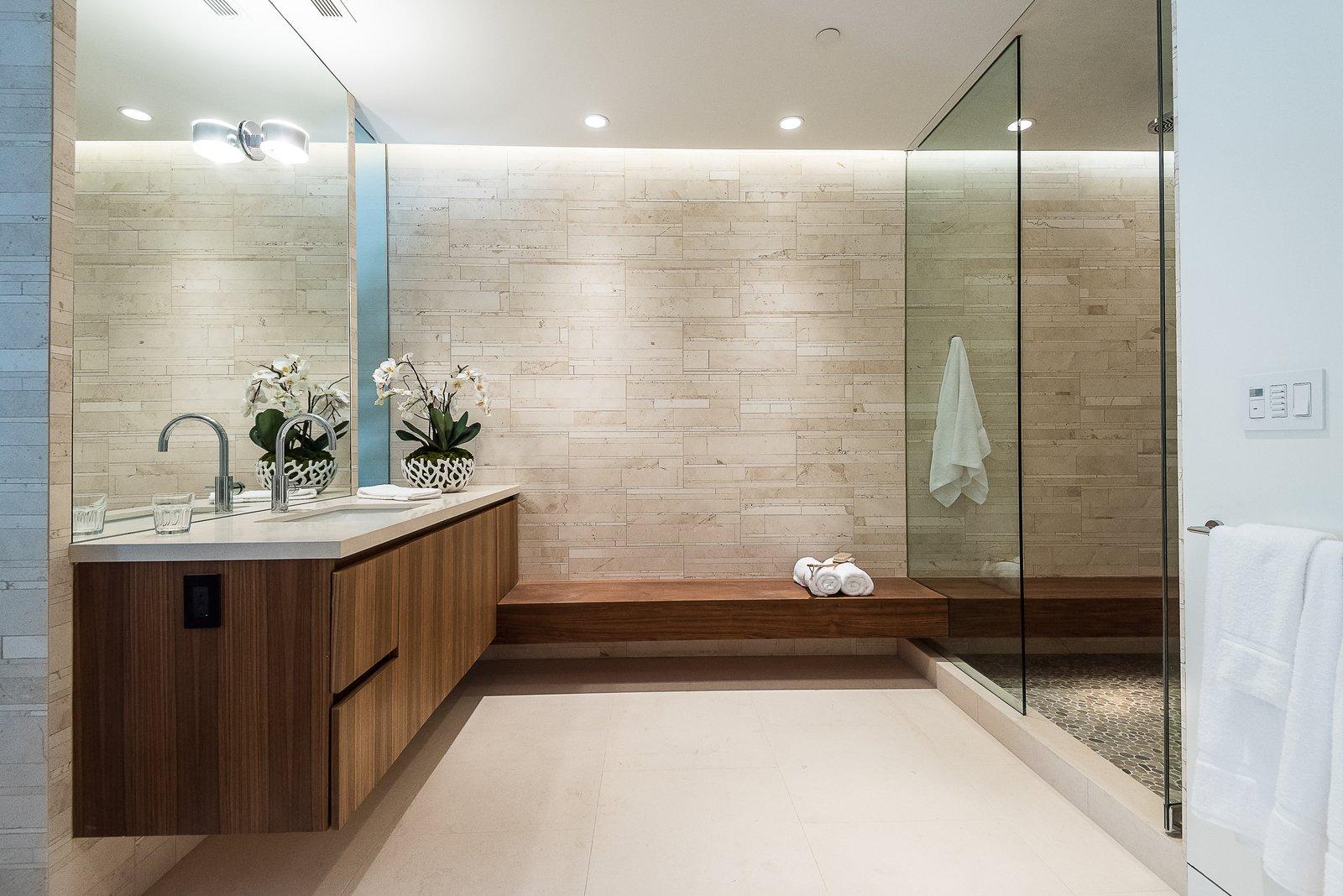 Gym Bath  Amalfi Drive Residence by Daryl Olesinski