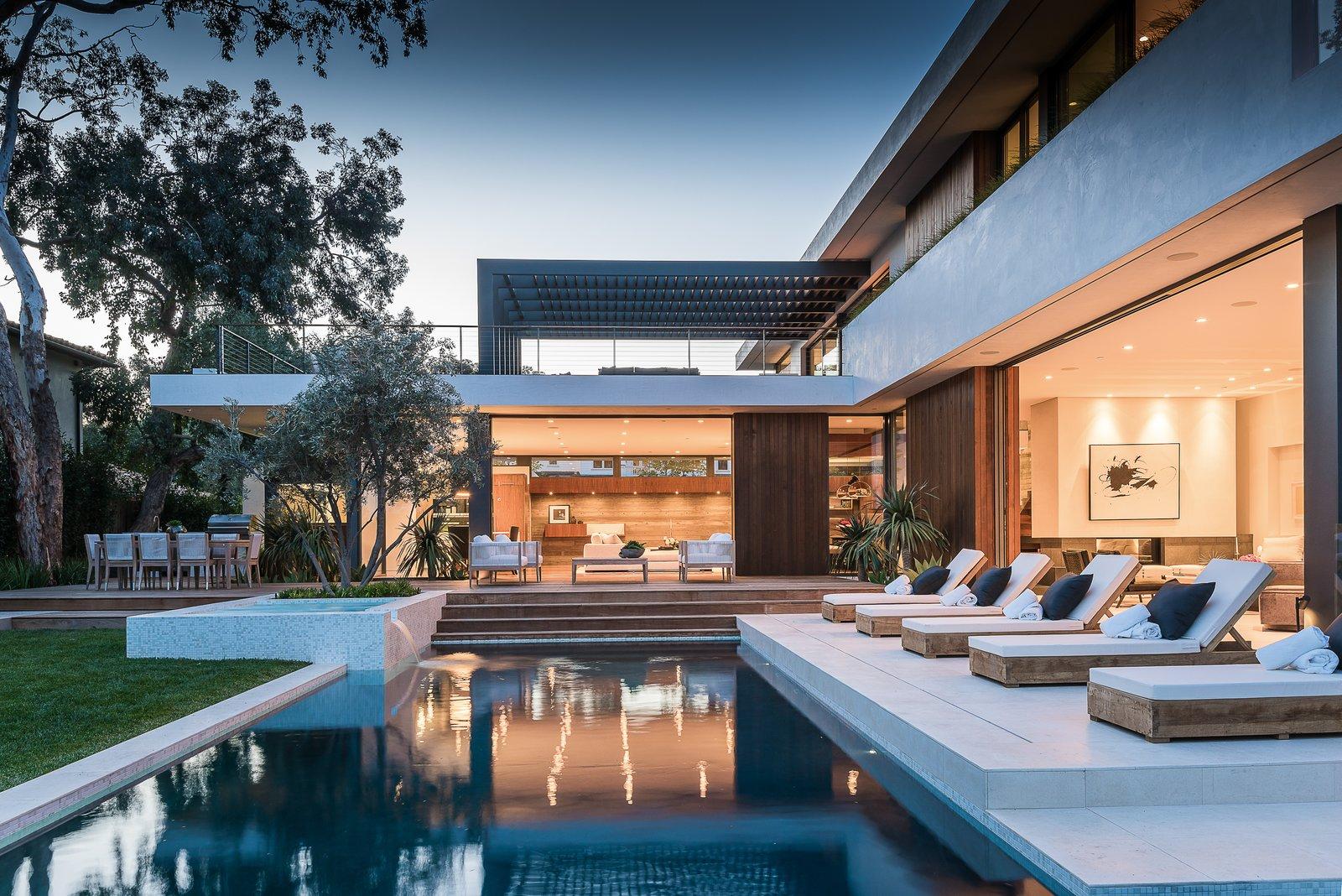 Pool Amalfi Drive Residence by Daryl Olesinski