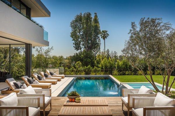 Pool Terrace Photo 8 of Amalfi Drive Residence modern home