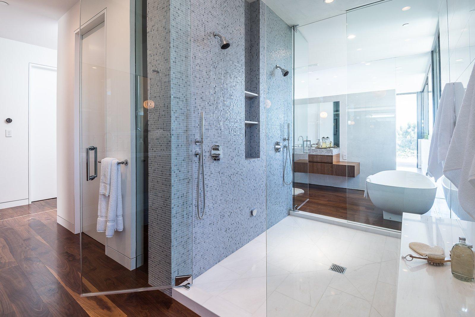 Master Bath Shower / Steam Room