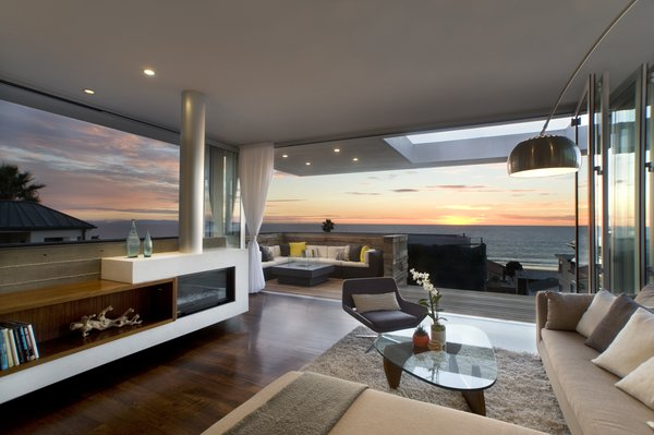 Living Room Photo 3 of Manhattan Beach Residence modern home