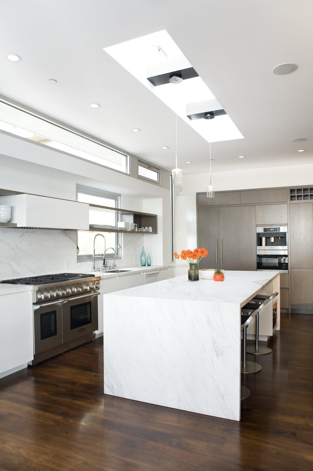 Kitchen  Manhattan Beach Residence by Daryl Olesinski