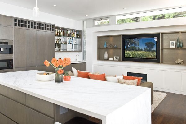 Kitchen Photo 9 of Manhattan Beach Residence modern home