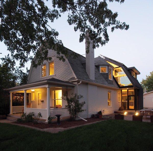 Photo  of Ogden Street modern home