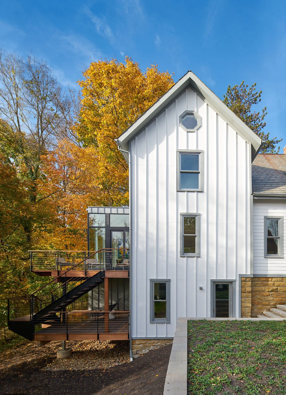 Photos By Rob Turner Photography  Modern Victorian by Dwell from Beyond The Red Door