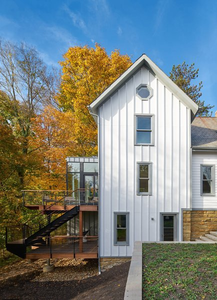 Photos By Rob Turner Photography Photo 2 of Modern Victorian modern home