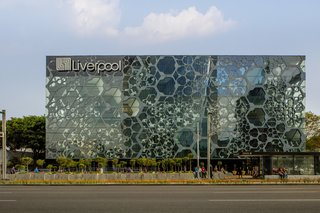 """Thinking Outside The """"Big Box"""" At Liverpool Insurgentes, Mexico City - Photo 3 of 5 -"""