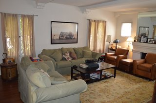 A family room gets a hi-tech modern makeover - Photo 2 of 10 -