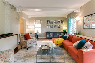 A family room gets a hi-tech modern makeover - Photo 8 of 10 -
