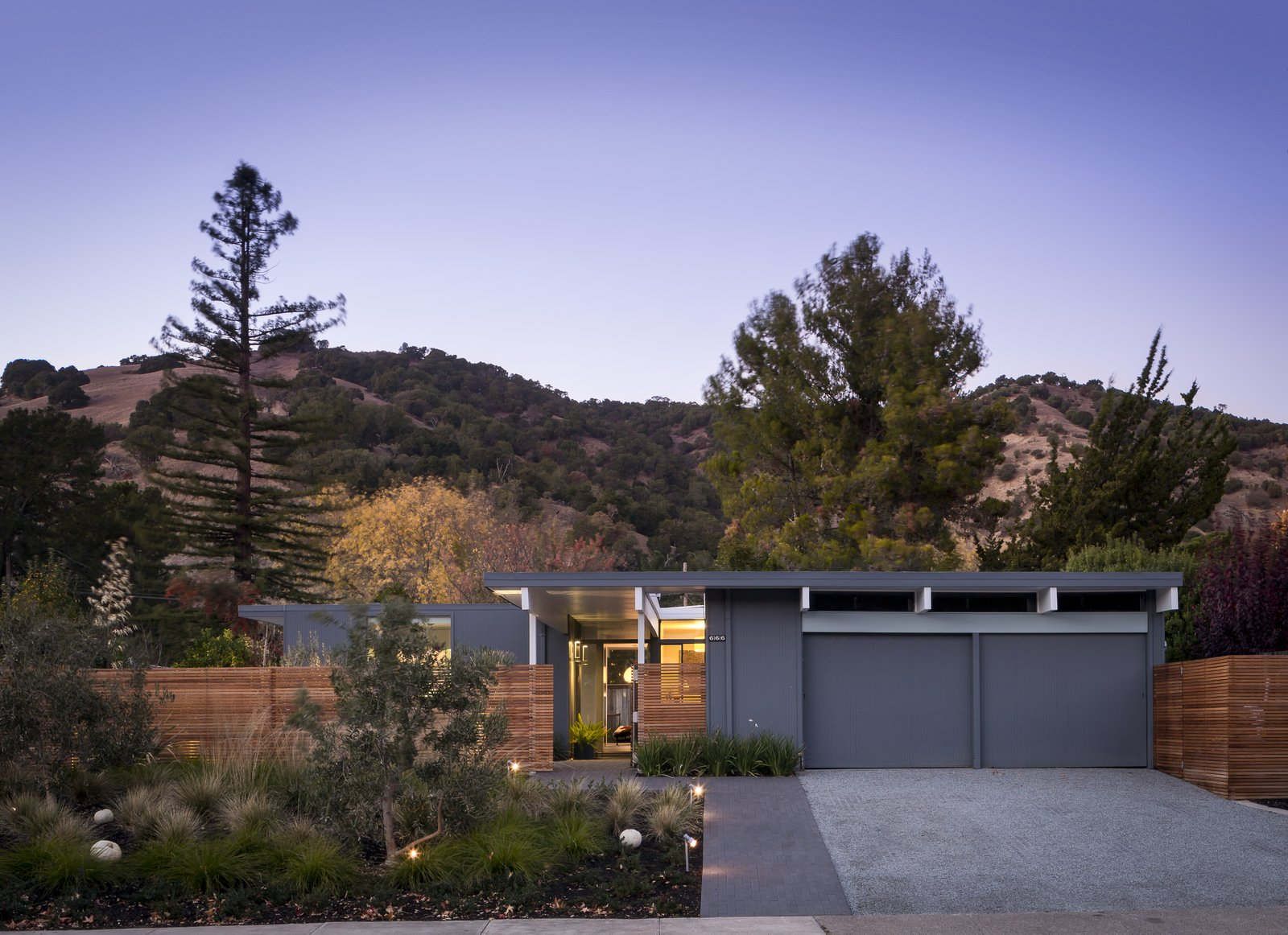 Tagged: Exterior.  Marinwood Eichler by building Lab