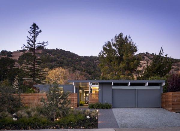 Photo 15 of Marinwood Eichler modern home