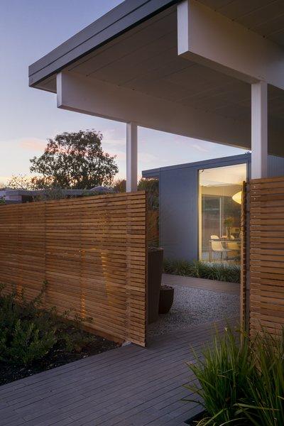 Photo 14 of Marinwood Eichler modern home