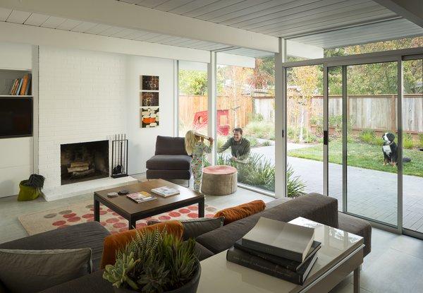 Photo 9 of Marinwood Eichler modern home