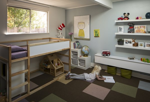 Photo 6 of Marinwood Eichler modern home