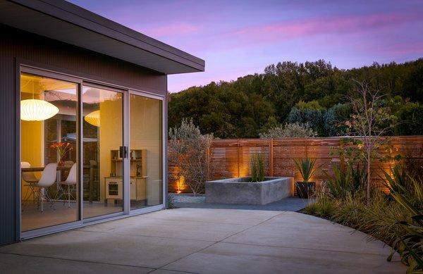Photo 2 of Marinwood Eichler modern home