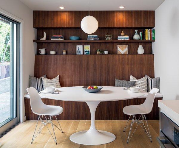 breakfast nook/homework station Photo 4 of Marin Midcentury modern home