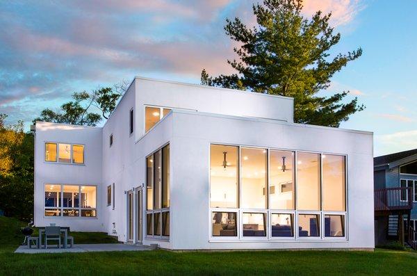 Photo  of Itasca Modern modern home