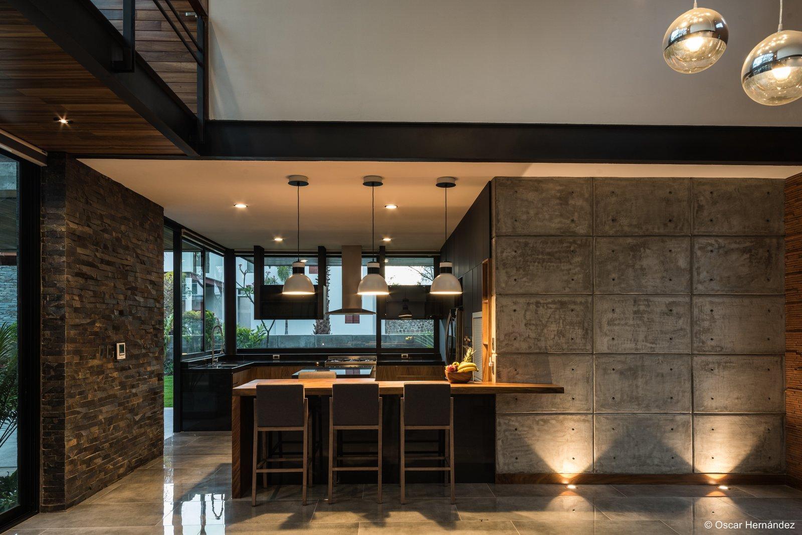 Interiors Kalyvas  Casa Kalyvas by Taller de Arquitectura
