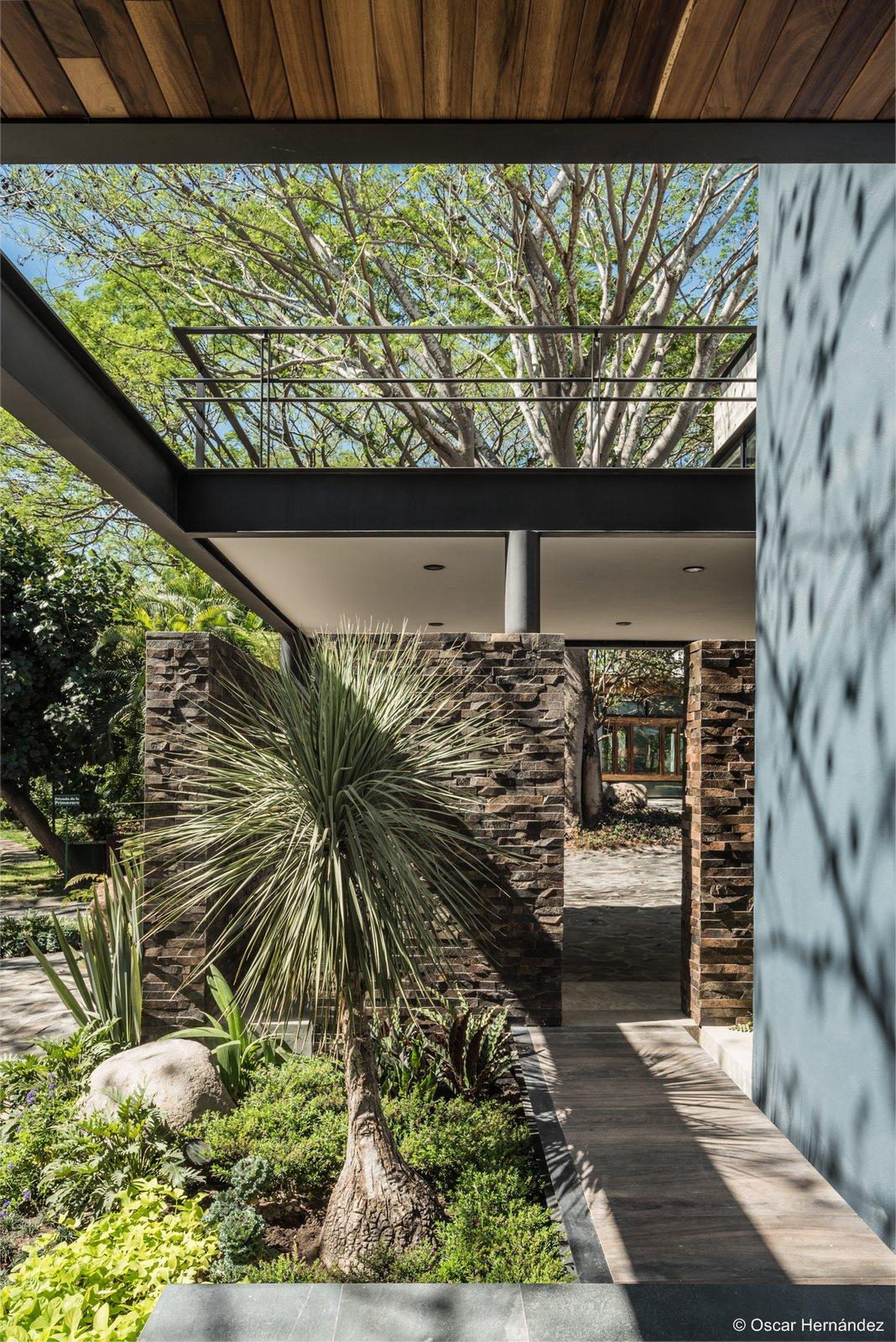 Bridge  Casa Kalyvas by Taller de Arquitectura