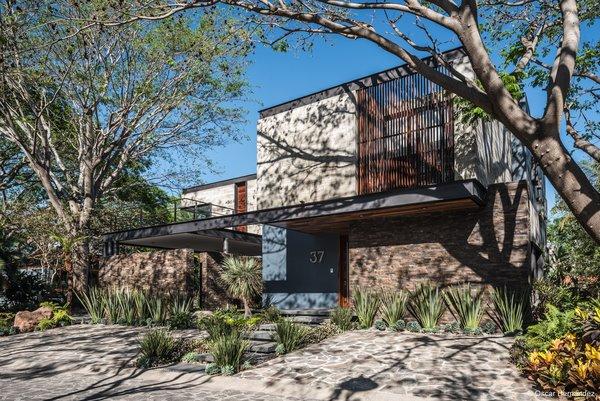 Shadows follows Architecture Photo 17 of Casa Kalyvas modern home