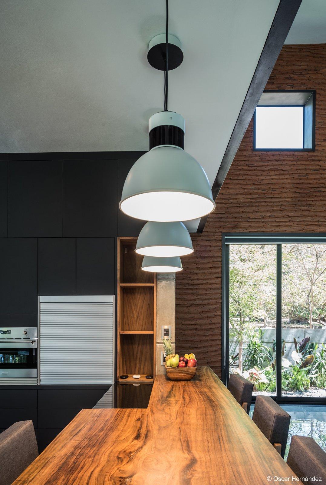 Wood details  Casa Kalyvas by Taller de Arquitectura