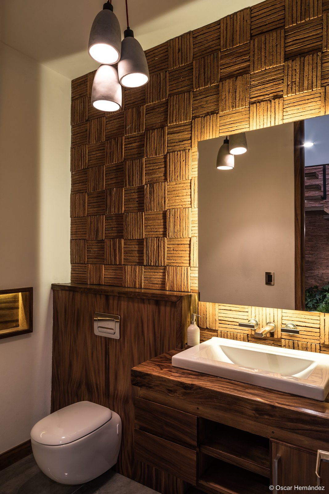 Interior details  Casa Kalyvas by Taller de Arquitectura